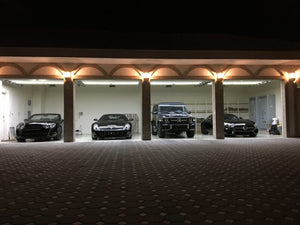 LIINC™ Single Track Garage Door Lighting System LIINC