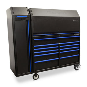 MONTEZUMA 16 X 24 In. 3-Drawer Side Locker