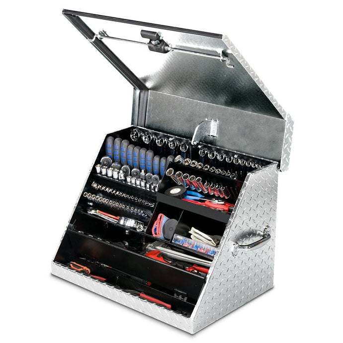 MONTEZUMA 26 X 18 In. Aluminum Triangle® Toolbox
