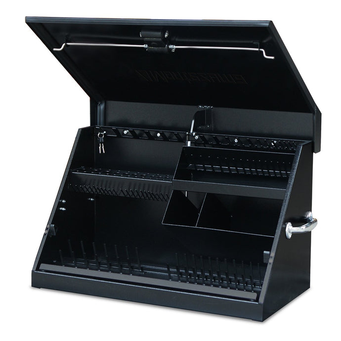 MONTEZUMA 30 X 15 In. Steel Triangle™ Toolbox