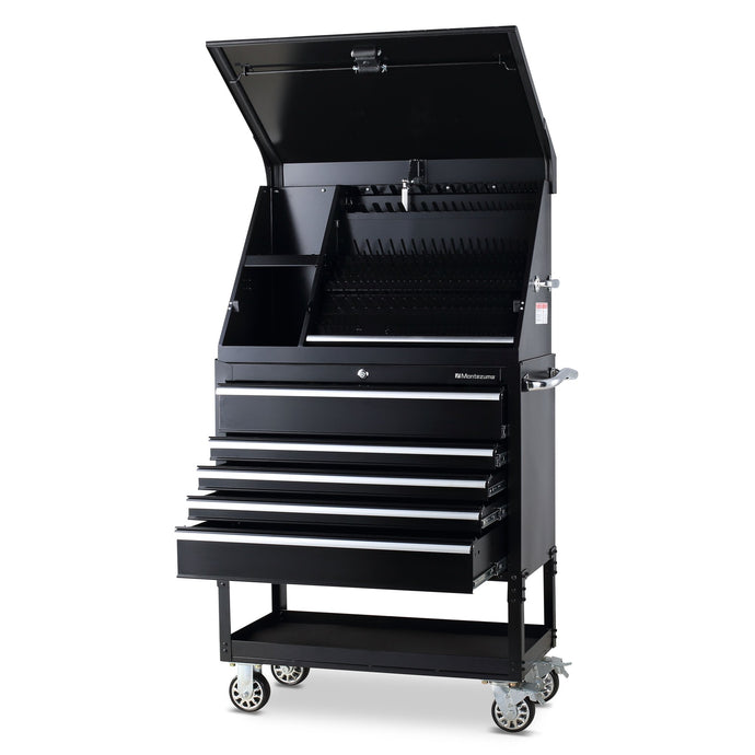 MONTEZUMA 36 X 17 In. Steel Triangle® Toolbox And 36