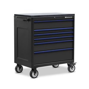 MONTEZUMA 36 X 24 In. 6-Drawer Tool Cabinet