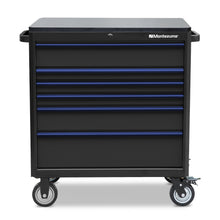 Load image into Gallery viewer, MONTEZUMA 36 X 24 In. 6-Drawer Tool Cabinet