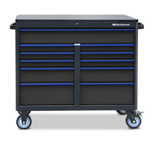 MONTEZUMA 46 X 24 In. 11-Drawer Tool Cabinet