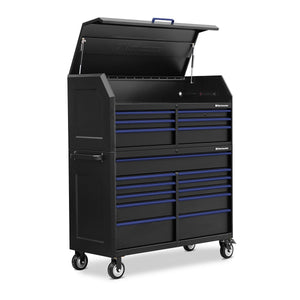 MONTEZUMA 56 X 24 In. 17-Drawer Tool Combo