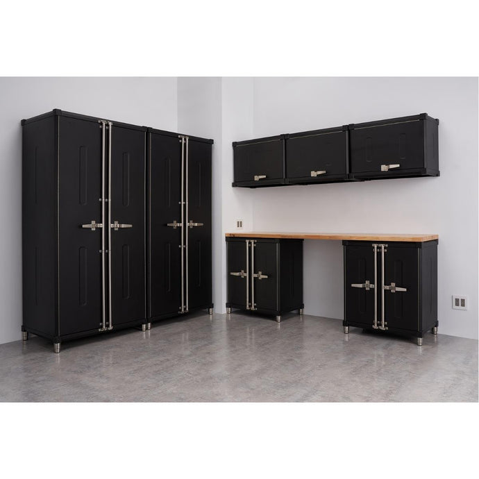 TRINITY PRO 8-Piece Garage Cabinet Set