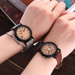 Load image into Gallery viewer, MEIBO Wooden Quartz Watch for Men/Women - Pieces of Wood
