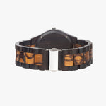 Load image into Gallery viewer, Pieces of Wood Branded Watch made from Italian Olive Lumber - for Men/Women