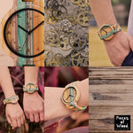 Load image into Gallery viewer, Wooden Watch for Men/Women/Couples in Gift Box - Pieces of Wood
