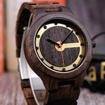 Load image into Gallery viewer, Men's Wooden Watch with New Sports Design in Wooden Box