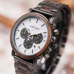 Load image into Gallery viewer, Men's Luxury Stylish Wood Watch