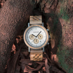 Load image into Gallery viewer, Bobo Bird Wooden Watch for Men