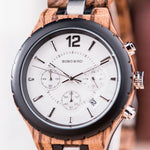 Load image into Gallery viewer, Luxury Stylish Men's Wooden Watch