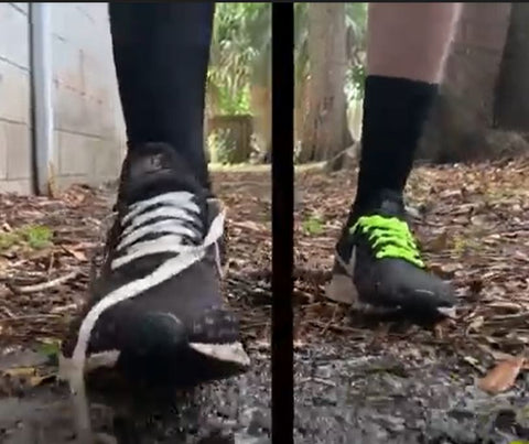 why do shoelaces come untied