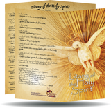 Litany of the Holy Spirit