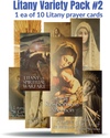 Litany Card Variety Pack #2, NEW