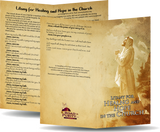 Litany for Healing and Hope in the Church