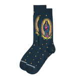 Our Lady of Guadalupe Socks - Made in the USA