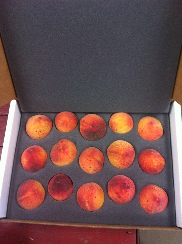 Texas Peaches Shipped OUT of State