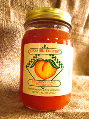 Texas Blushing Peach Preserves