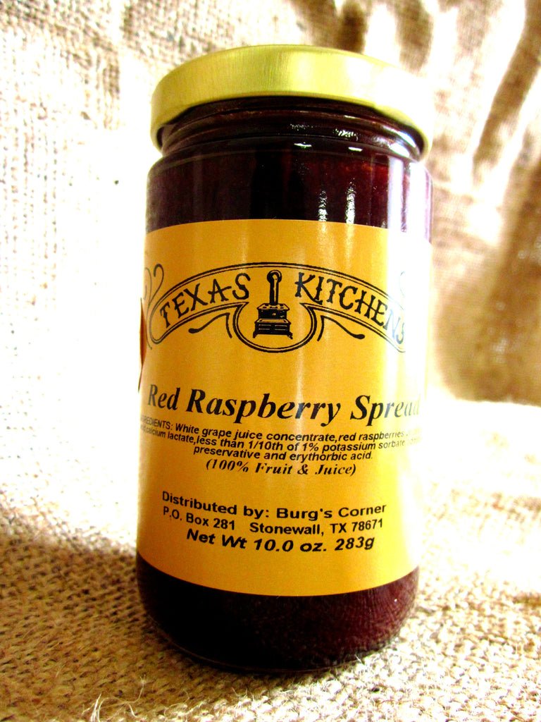 Red Raspberry Spread