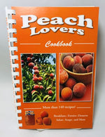 Peach Lovers Cookbook