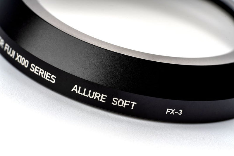 NiSi Introduces Screw On and Push on Allure Soft Filter