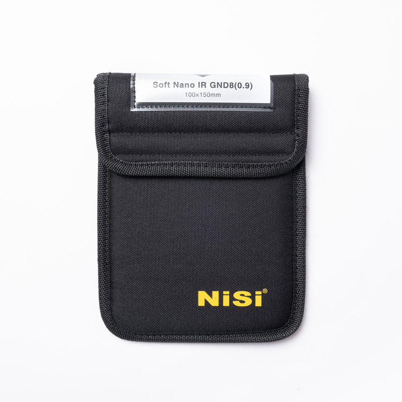 camera-filters-NiSi-Ireland-100mm-Explorer-hardened-10-stop-3-0-nd1000-neutral-density-filter-slip-case-pouch