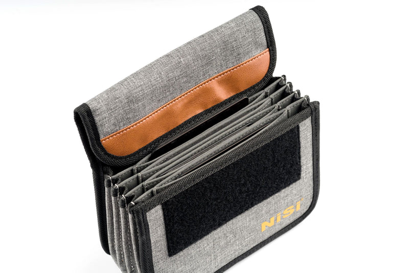 camera-filters-NiSi-Ireland-100mm-Professional-iii-Filter-Holder-Kit-3rd-generation-pouch-plus-bag-open