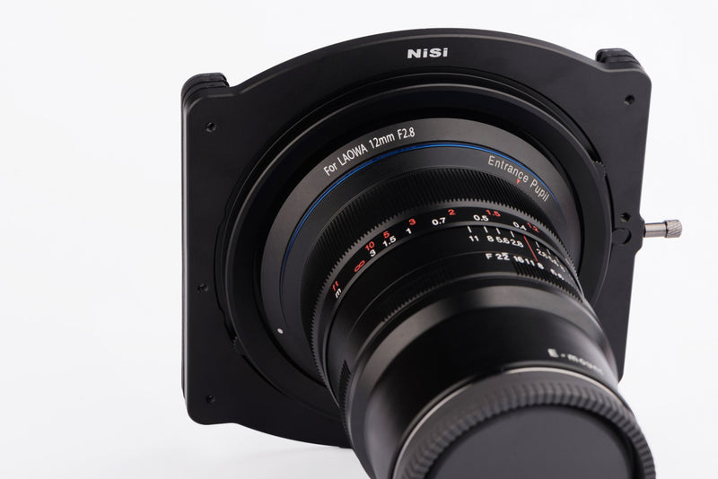 camera-filters-NiSi-Ireland-100mm-filter-holder-for-laowa-12mm-f2-8-back