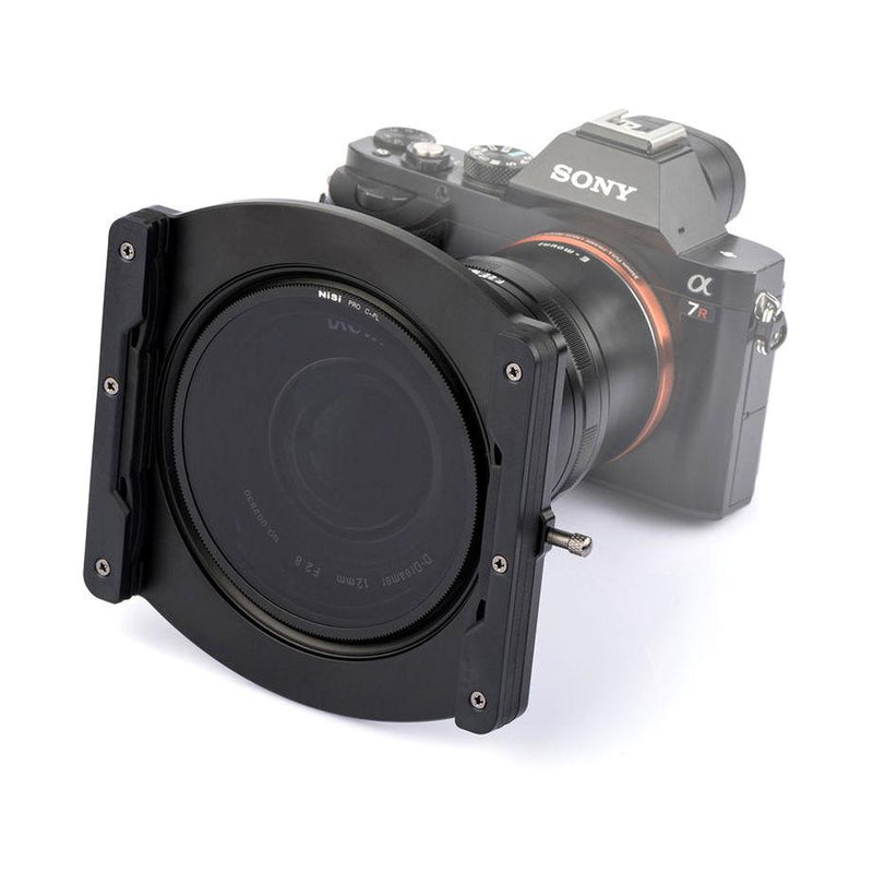 camera-filters-NiSi-Ireland-100mm-filter-holder-for-laowa-12mm-f2-8-front