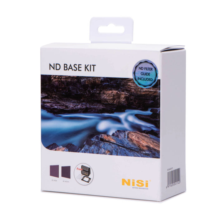 NiSi Filters 100mm Neutral Density ND Base Kit