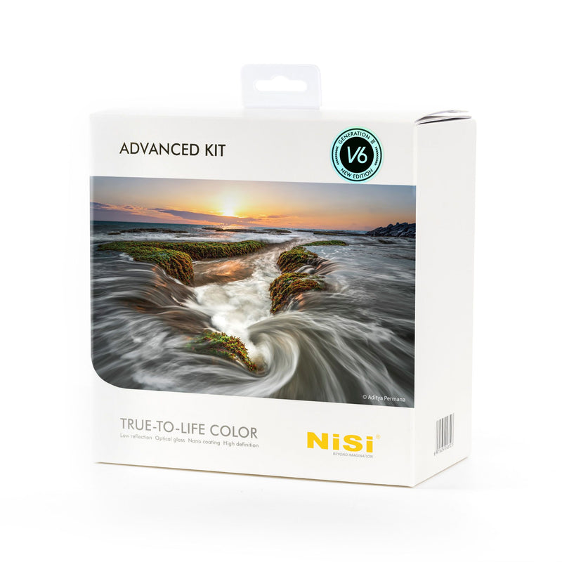 camera-filters-NiSi-Ireland-100mm-v6-Advanced-Filter-Holder-kit-box
