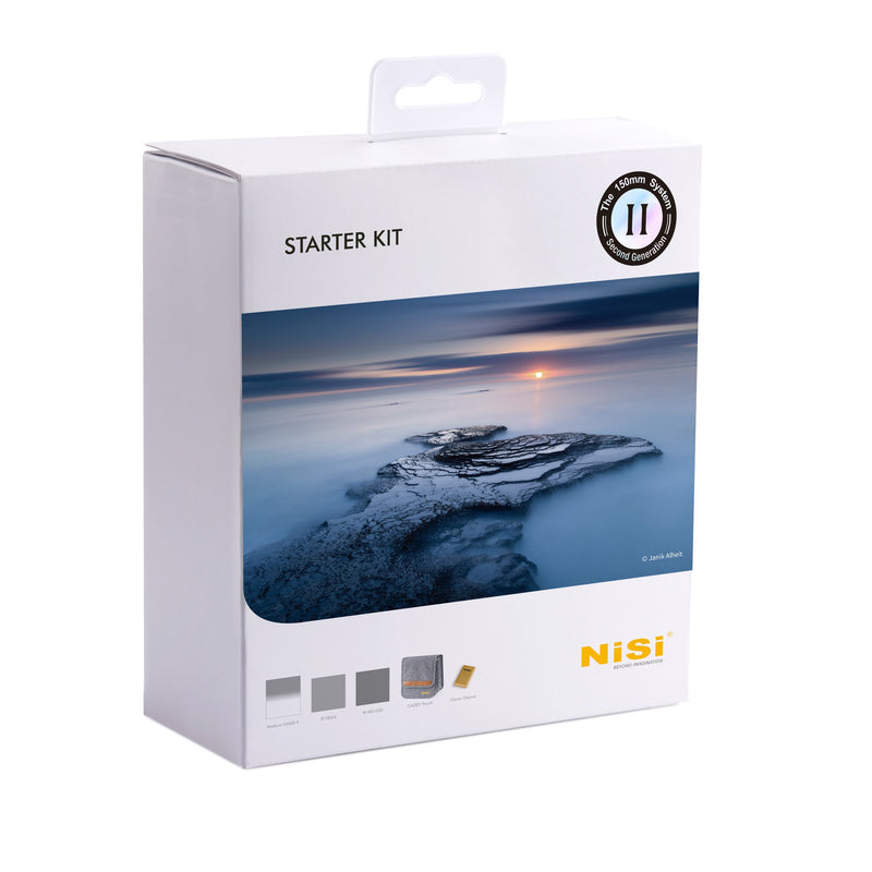 camera-filters-NiSi-Ireland-150mm-Starter-ii-Filter-Kit-v2-box
