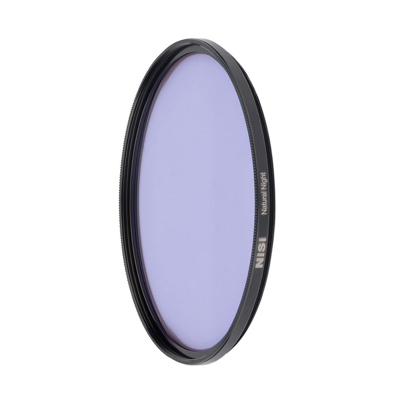 camera-filters-NiSi-Ireland-40.5mm-natural-night-light-pollution-filter-front