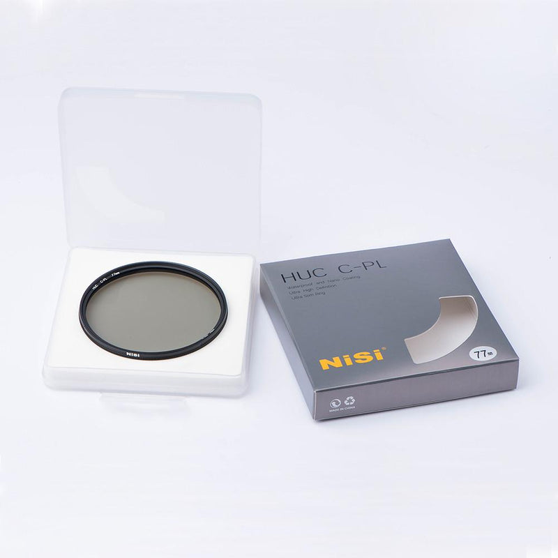 camera-filters-NiSi-Ireland-58mm-huc-cpl-polarising-filter-contents