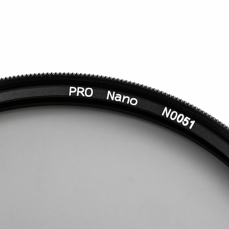 camera-filters-NiSi-Ireland-58mm-huc-cpl-polarising-filter-logo