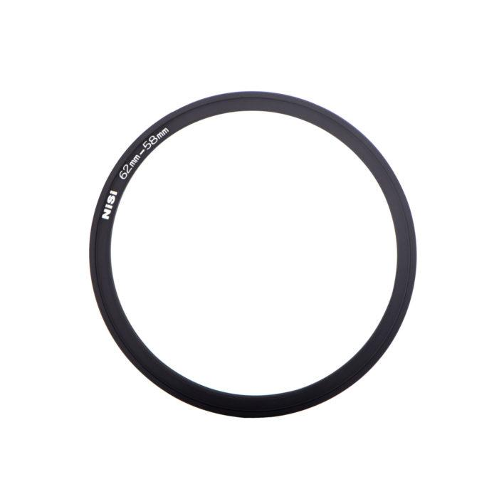 Kamera-Filter-NiSi-Irland-62-58mm-Adapter-Ring-für-Nisi-Close-up-Lens-Kit-Step-Down-Ring-Front
