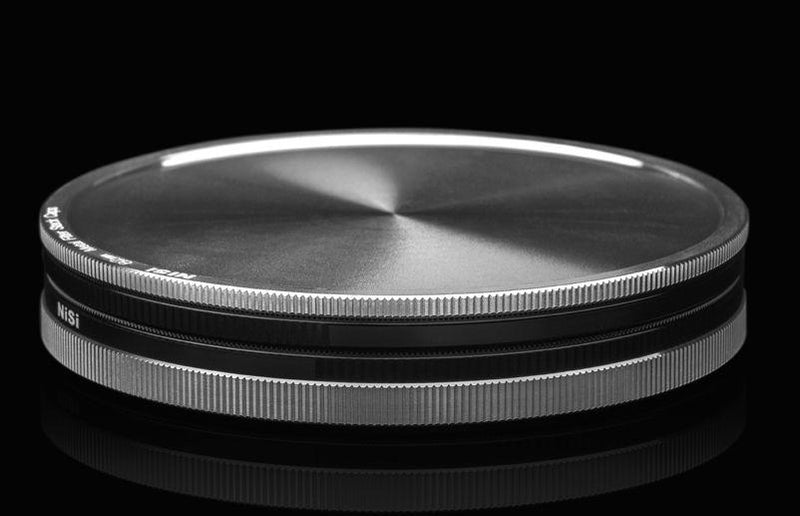 camera-filters-NiSi-Ireland-67mm-screw-on-filter-end-caps-protection-side-attached