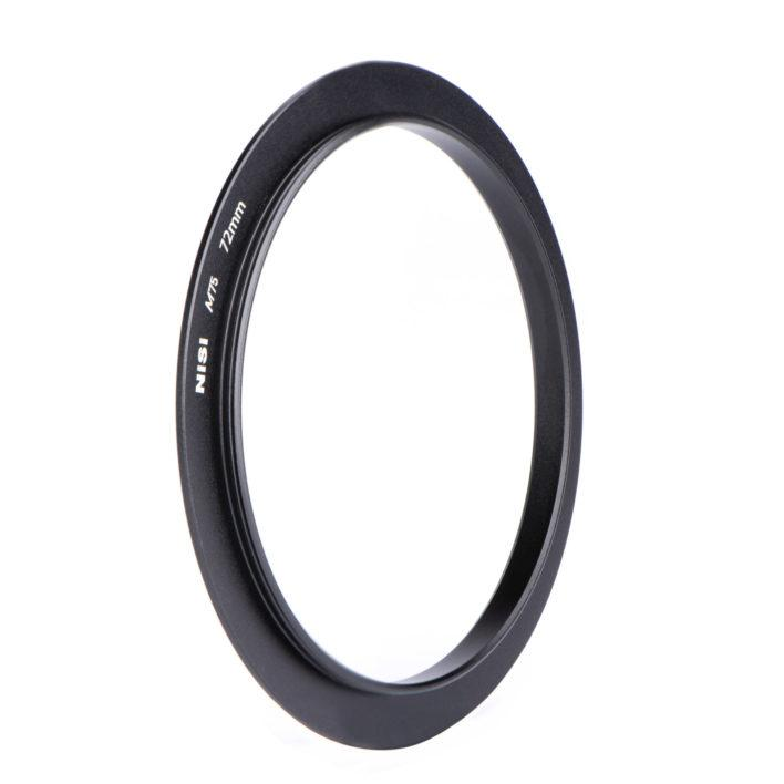 camera-filters-NiSi-Ireland-72mm-adapter-ring-for-75mm-filter-holder-front