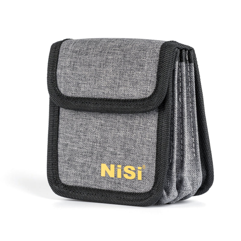 NiSi Screw On Circular Filter Pouch