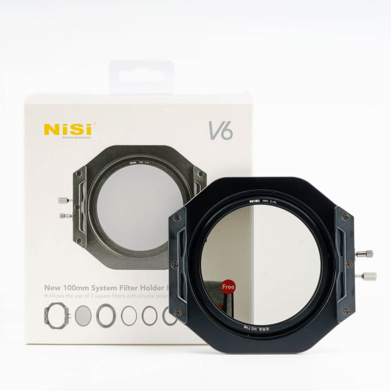 camera-filters-NiSi-Ireland-V6-Pro-CPL-100mm-filter-holder-front-box