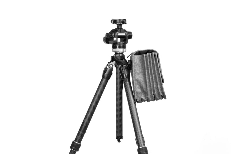CFIPhoto-NiSi-ireland-Caddy-150mm-Filter-Pouch-Pro-befestigt