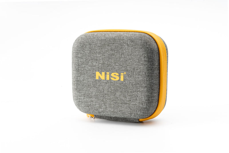 cfiphoto.com-NiSi-Ireland-screw-on-circular-Filter-caddy-pouch-bag-front-standing