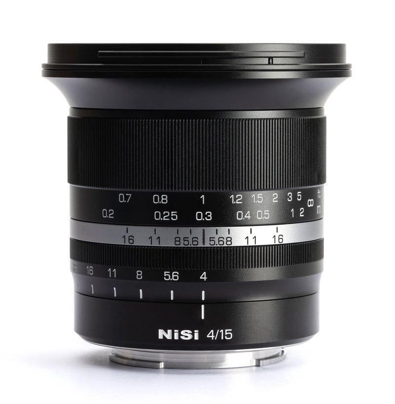 cfiphoto.com-nisi-ireland-15mm-f-4-mirrorless-lens-sony-e-mount-standing-side