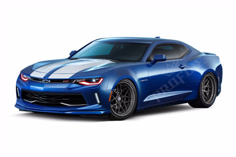 2016+ Chevrolet Camaro: Profile Pixel DRL Boards