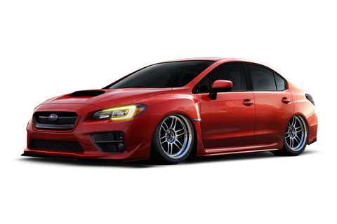 2015-2017 Subaru WRX: Profile Pivot DRL Boards