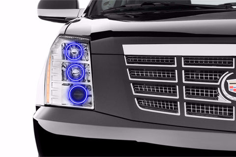 Cadillac Escalade (07-14): Profile Prism Fitted Halos (RGB)