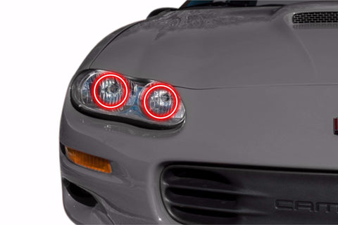 Chevrolet Camaro (98-02): Profile Prism Fitted Halos (RGB)