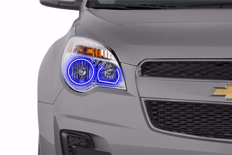 Chevrolet Equinox (10-15): Profile Prism Fitted Halos (RGB)